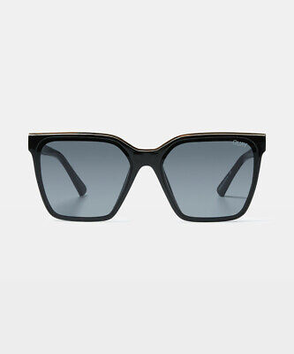 AU75 • Buy Quay Eyewear Level Up Sunglasses Black
