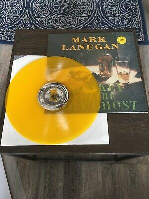Mark Lanegan Whiskey For The Holy Ghost Yellow Vinyl Record • 69.95£