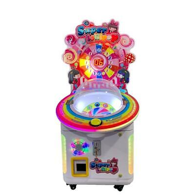 BRAND NEW - Coin Operated Super Lollipop Vending Machine 50p £1 £2  • 1,257£