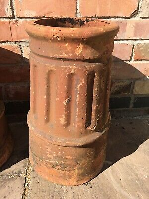 1 X Clay Chimney Pot / Garden Planter • 30£