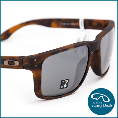 AU158 • Buy NEW Oakley Holbrook XL Matte Brown Tortoiseshell Prizm Black Iridium (9417-02) S