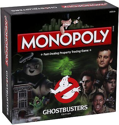 £89.99 • Buy Ghostbusters Monopoly Board Game