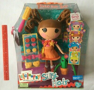 $23.99 • Buy LALALOOPSY PRAIRIE DUSTY TRAILS Cowgirl W/ Pet Cactus 12  FULL SIZE DOLL 4+ NEW