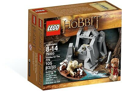 New Sealed LEGO The Hobbit 79000 Riddles For The Ring Rare & Discontinued  • 44.50£