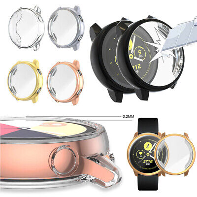 AU8.99 • Buy Screen Protector TPU Case Full Coverage Fr Samsung Galaxy Watch Active 1gen 40mm
