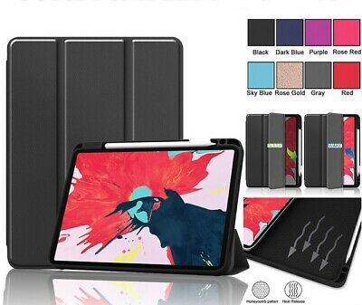 AU25.95 • Buy For IPad Pro 11  Inch 2020 Slim Magnetic Smart Cover Leather Stand Case