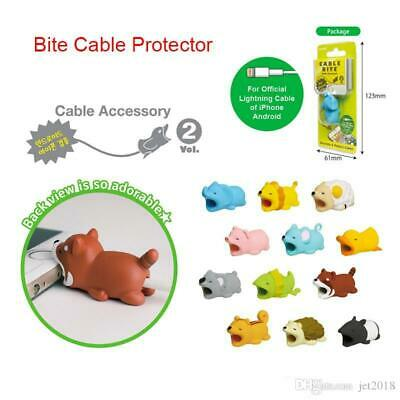AU1.95 • Buy Cable Bite Iphone Charger Protector