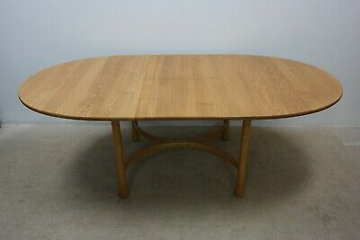 Ercol Extendable Dining Table In Light Colour • 595£