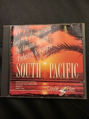 Rogers And Hammerstein,The London Theatre - South Pacific - CD • 2.50£