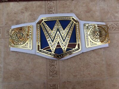 $42.99 • Buy  WWE Smackdown Women's Championship Kids Toy Title Belt New Replica Adjustable
