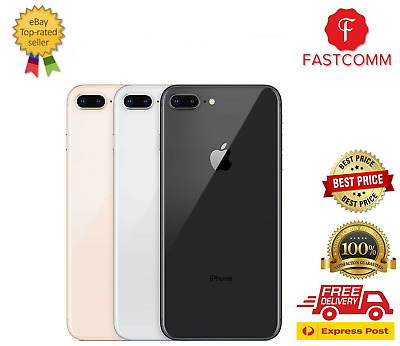 AU555 • Buy Apple IPhone 8 PLUS [64GB/256GB] Gold Sil Grey Cheap Unlocked AUSTRALIAN Seller