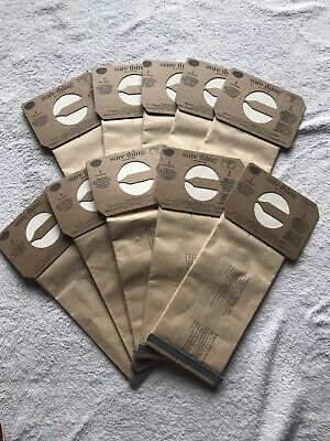 $14.99 • Buy 10 Genuine Electrolux Vacuum Bags Style U Sure Thing Aerus