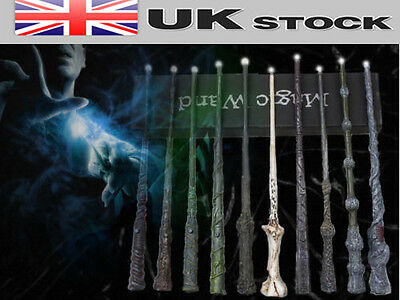 Harry Style Potte Magic Wand Characters Led Cosplay Fancy Dress Party *UK SELLER • 7.99£
