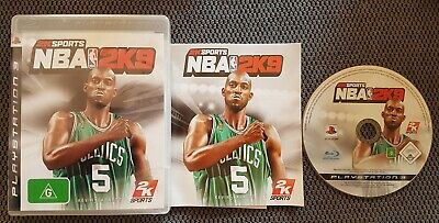 AU11.90 • Buy NBA 2K9  Playstation 3 Sony PS3 Free Postage