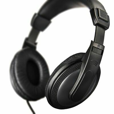 £14.95 • Buy Headphones - Hama Over-ear With Extra Long Cable And Volume Control