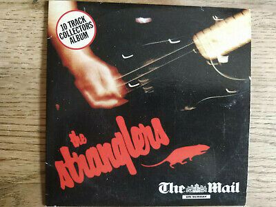 Daily Mail - The Stranglers Collectors CD • 2.50£