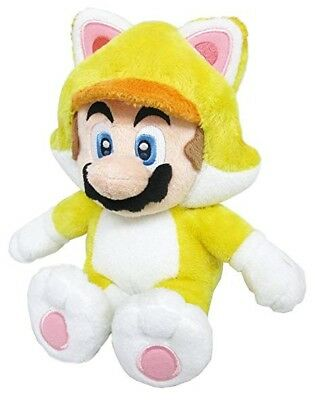 $9.98 • Buy Mario Cat Costume Stuffed Toy! NEW WITH TAGS