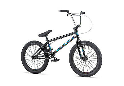 AU759 • Buy WeThePeople BMX Bike - 'CRS' - 20.25 TT - NEW 2020 - Black