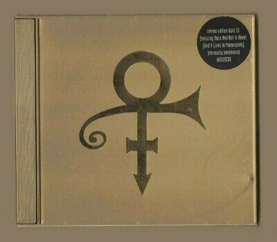 Prince Gold 1995 W0325cdx Limited Edition Picture Disc Compact Disc Cd Single • 9.99£