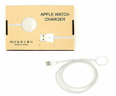 $ CDN10.03 • Buy For Apple Watch IWatch Magnetic Charging Cable Charger 38 44mm Series 1 2 3 4 5