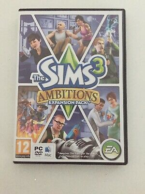 The Sims 3: Ambitions (PC: Mac, 2010) • 5£