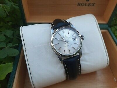 $ CDN4454.25 • Buy Rolex Datejust 16030 Oyster Perpetual Watch With Box And Cert Of Authenticity