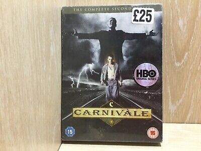 Carnivale The Complete Second Series / Season 2 DVD Boxset New & Sealed • 13.99£