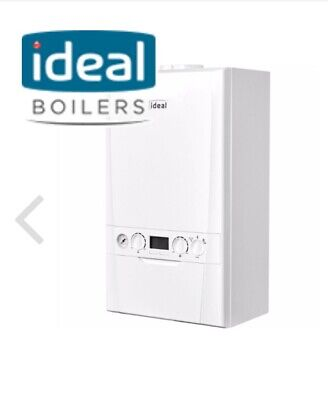 Ideal Logic C24 24kW Combi Boiler - White.  Free Delivery By Courier In UK • 647£