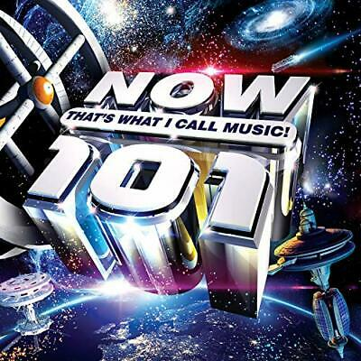 NOW Thats What I Call Music! 101 [Audio CD] Various Artists New Sealed • 3.09£