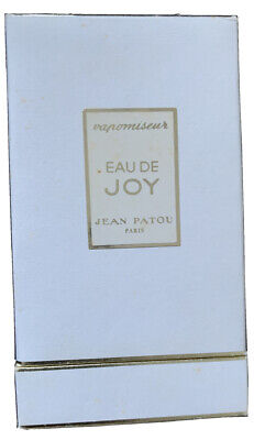 Vintage Jean Patou - Eau De Joy - Parfume Vapomiseur Spray 45ml - Used Once • 90£
