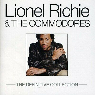 Lionel Richie And The Commodores - The Definitive Collection [Audio CD] New • 4.49£