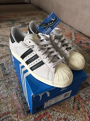 AU60 • Buy ADIDAS SUPERSTAR 80s Womens Brand New In Box - Size US 6