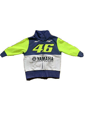 £21.44 • Buy Yamaha Offiziell Baby 1/2 Jahr Sommer Jacket Rossi