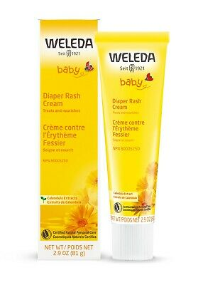 £12.46 • Buy Weleda, Baby & Child, Calendula Diaper Rash Cream, 2.8 Oz (81 G)