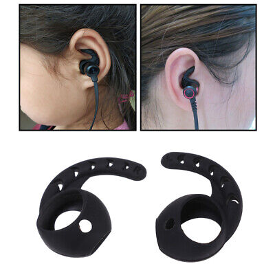 $ CDN7.73 • Buy 3 Pairs Ear Hooks Silicone Anti Slip Cover Earbud Holder For AirPods Headphone ❤