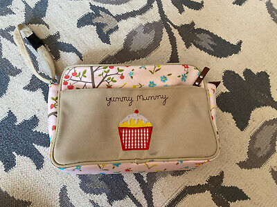 Pink Lining Yummy Mummy Baby Small Changing Nappy Bag • 15£