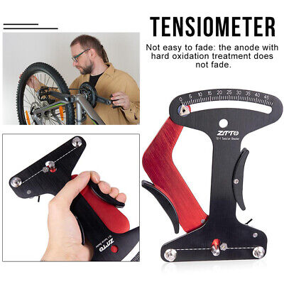 $20.75 • Buy Bicycle Spokes Calibration Tool Wheel Spokes Tensiometer Gauge Bicycle Repair