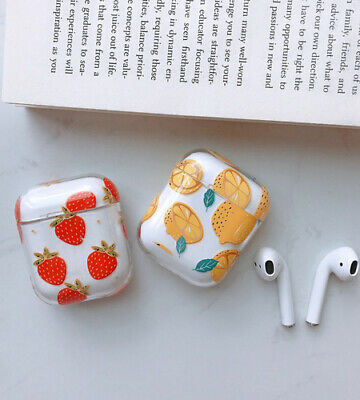 $ CDN4.88 • Buy For Apple Airpods Clear Flamingo Hard Case Protective Cover Headset Accessories