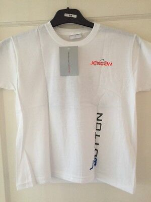 £9.99 • Buy Jenson Button Child's T-shirt Size Large 8-10 Years Brand New McLaren Mercedes
