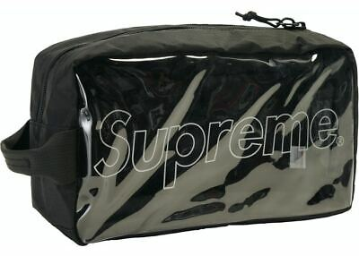 $ CDN124.38 • Buy Supreme Utility Bag FW18 Black Brand New DSWT 100% Authentic Pouch Travel Pack