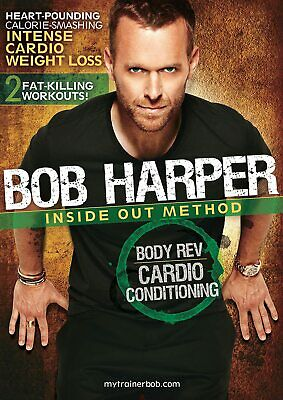 Bob Harper: Cardio Conditioning • 32.73£