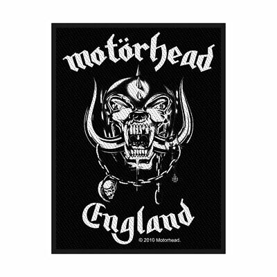 Motorhead England Official Licensed Sew On Patch Heavy Metal Band Badge New • 3.99£