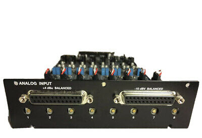 $300 • Buy Avid Digidesign Analog Input A/D Card For 192 Pro Tools HD Interface
