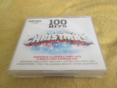 100 Hits Christmas Christmas Classics Party Hits Ans Sing A Long Karaoke Dvd  • 4.99£