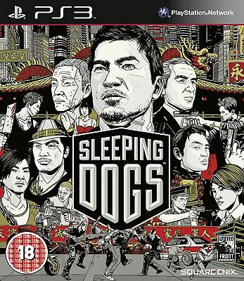 £2.89 • Buy Sleeping Dogs - PS3 Playstation 3
