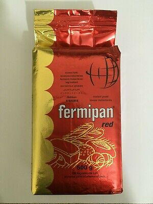 Fermipan Instant Dried Yeast 500g [Free Postage] • 6.49£