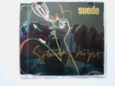 Suede: Saturday Night - CD Single + B-Sides - Good Condition • 2.19£