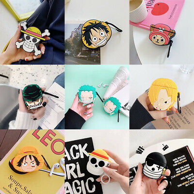 $ CDN7.83 • Buy For AirPods 2 1 Case 3D One Piece Protective Silicone Earphone Charging Cover