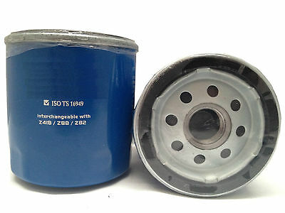 AU10.50 • Buy New Oil Filter Fit Interchangeable With Ryco Z418 - Wesfil WZ418