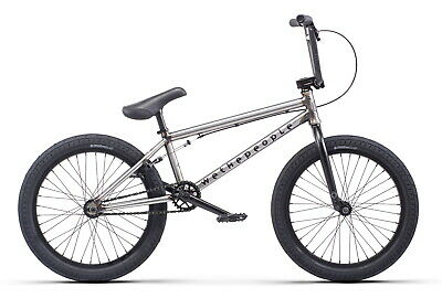 AU659.99 • Buy WeThePeople BMX Bike - 2020 Nova Special Edition - 20.5TT - Matte Raw